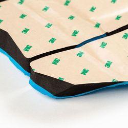 ROAM Footpad Deck Grip Traction Pad 3-tlg Orange – Bild 6