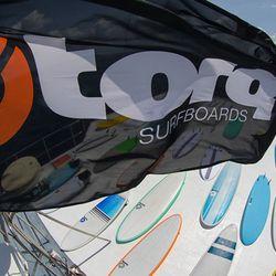Surfboard TORQ Epoxy TET 6.10 Fish Classic – image 2
