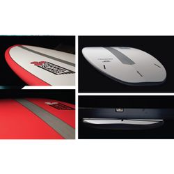 Surfboard CHANNEL ISLANDS X-lite Chancho 7.0 Red – image 3