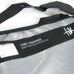 TIKI Boardbag Tripper Fish 6.9  Surfboard Bag – Bild 5