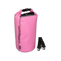 OverBoard wasserdichter Packsack 20 Liter Pink