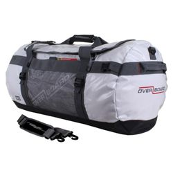 OverBoard wasserdichte Duffel Bag 90 Lit ADV Weiss