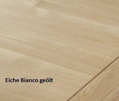MCA Sena Kombi-Highboard R, EB200T23 Eiche Bianco – Bild 3