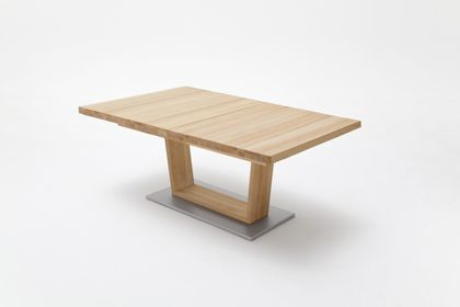 MCA Furniture Esstisch Cantania Rechteckig A Massivholz