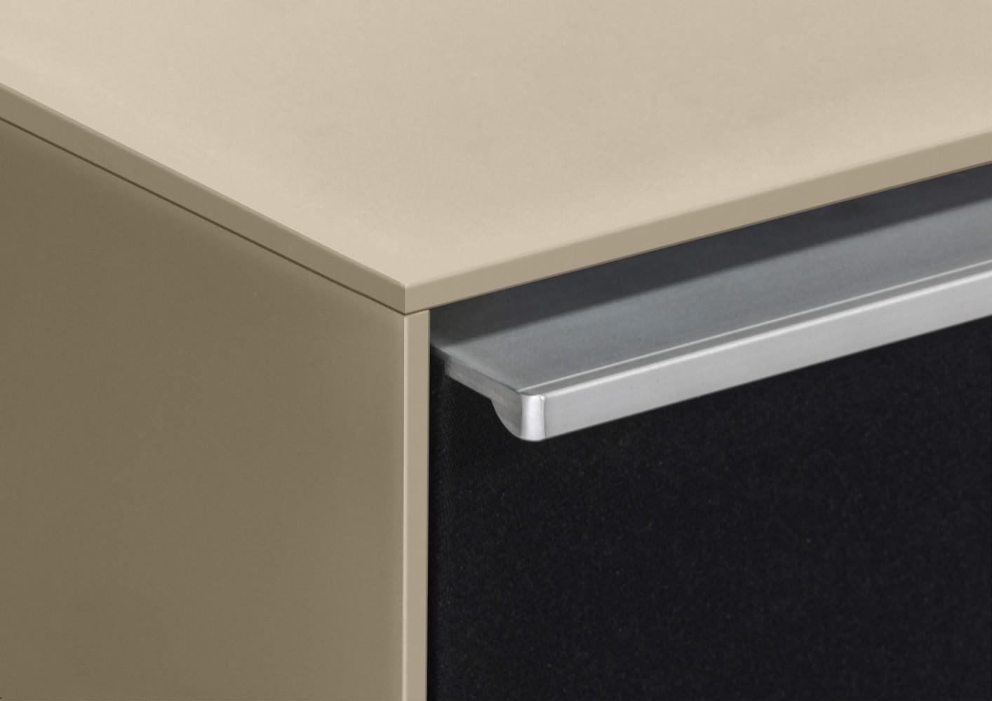 maja mobel soundboard 140 cm glas weissglas matt 7736 3673