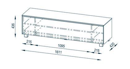 Maja Möbel Soundboard 160 cm Riviera Eiche 7730 - 7071 – Bild 6