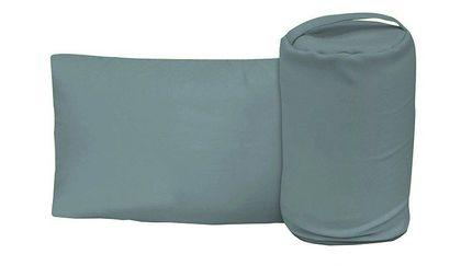 Reisekissen Nackenkissen grau für Kinder / Erwachsene – Bild 1