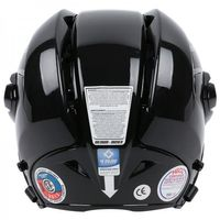 Warrior Pro Krown LTE Helm Combo  – Bild 6