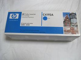 HP C4192A Toner für Color Laser Jet 4500/4550 (Cyan)