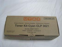 Kompatible Tonerkartusche für Triumph Adler CLP 4621 CLP4621 Utax CLP3621 CLP 3621 Cyan Zyan - 4.000 Seiten