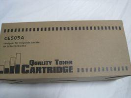 Cartridge CE505A