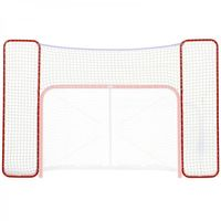 "Winnwell 72"" Backstop Add-on / Zusatzfangnetz"