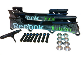 Reebok Labeda roller hockey chassis Jr.