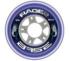 BASE Hockey Outdoor Rolle Rage2 -  83A / Einzelrolle