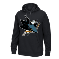 Reebok Playbook Hoody San Jose Sharks Senior