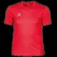 Warrior Graphic Poly T-Shirt Senior – Bild 3
