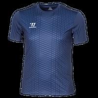 Warrior Graphic Poly T-Shirt Senior – Bild 1
