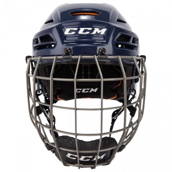 CCM Tacks 710 Helmet Combo Men