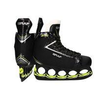 Graf Super G 103 V3 Skate mit T - Blade System Black Edition