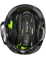 Warrior Helm Combo Alpha One  Pro Senior – Bild 2