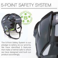 Reebok 8k Pro Helm  – Bild 6