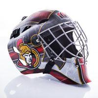 FRANKLIN NHL Team Mini Goalie Mask – Bild 5