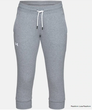 Under Armour Crop-Hose Slim Leg Fleece Damen 1320610