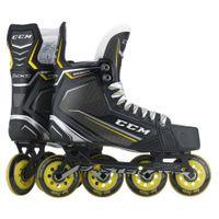 CCM Tacks 9090R Senior Roller Hockey Skates – Bild 1