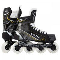 CCM Tacks 9060R Junior Roller Hockey Skates – Bild 1