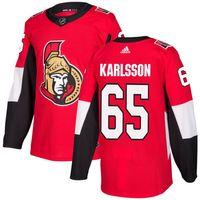 Karlsson #65 Ottawa Senator Authentic Pro NHL Trikot Home