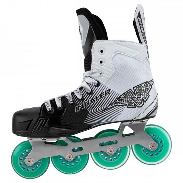 0f3031336b1 Mission Inhaler FZ-5 Roller Hockey Skates Senior