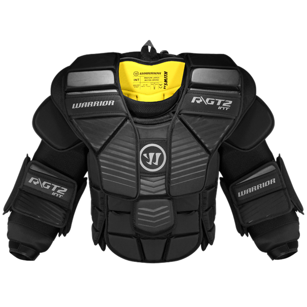 Warrior Ritual Gt2 Goalie Chest Arm Protector Intermediate Hps