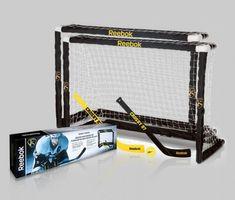 Reebok Mini Deluxe Hockey Set Crosby