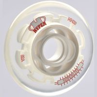 Hyperwheels 4er Rollen-Set Superlite 82A clear