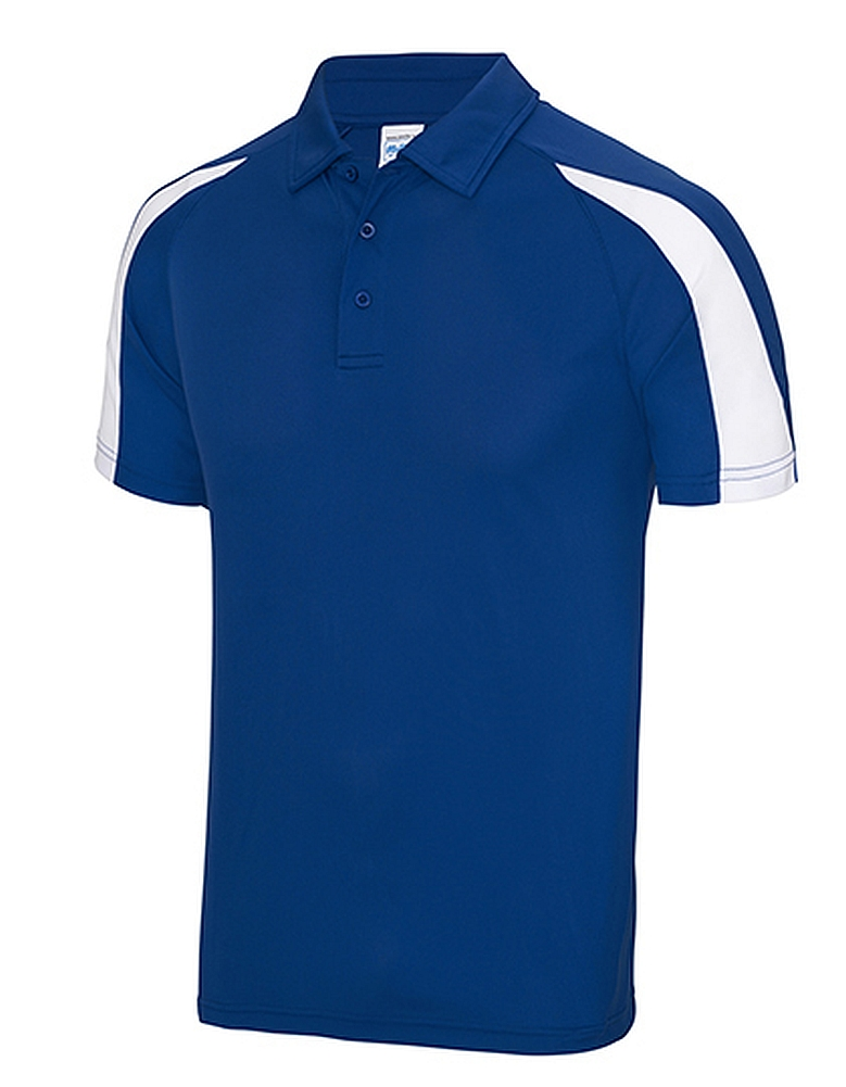 Jc043 contrast cool polo t shirt polo shirt herren tops for Cool polo t shirts