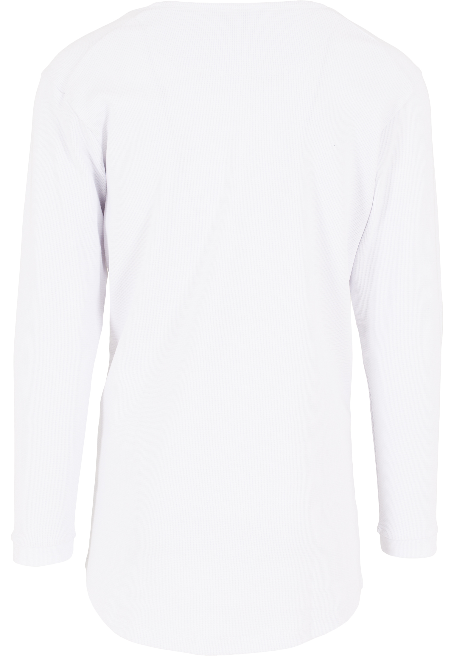san francisco 681e3 5de50 Kapuzensweatshirt Urban Classics TB1103 Long Shaped Waffle L/S Tee T-Shirt  langarm Shirt Herren