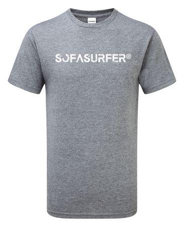 Sofasurfer® Herren T-Shirt bedruckt Shirt Rundhals bis 5XL
