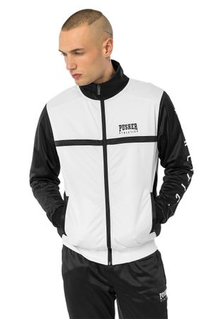 Urban Classics PU017  Athletics Track Jacket