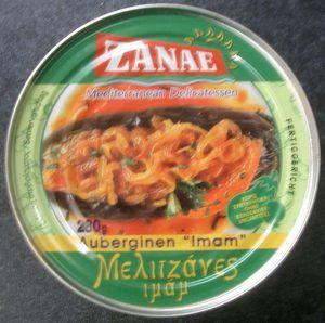 Auberginen IMAM in Tomatensauce  280 g  ZANAE  Griechenland