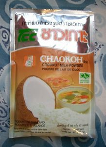 KOKOSMILCHPULVER  =  COCONUT MILK POWDER