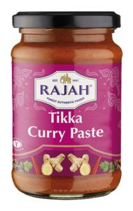 RAJAH  TIKKA  CURRY PASTE 285 g