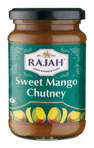 RAJAH  SWEET  MANGO CHUTNEY 340 g