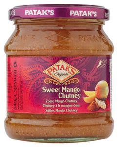 PATAK's  SWEET  MANGO  CHUTNEY 340 g