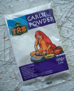 KNOBLAUCH  PULVER 100 g  TRS  GARLIC  POWDER