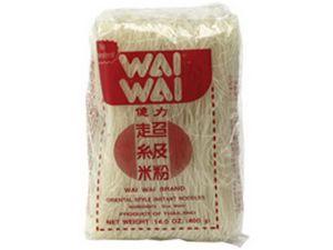 Reisnudel Rice Vermicelli  400 g   WAI WAI Thailand