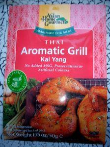 AHG 50 g  Thai Marinade für gegrilltes Huhn (Gai Yang)