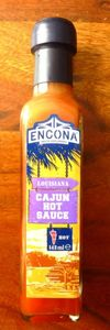 ENCONA LOUSIANA CAJUN HOT SAUCE  142 ml