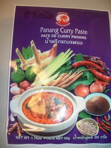 2 x 50 g PENANG CURRYPASTE  COCK = PANANG CURRY PASTE
