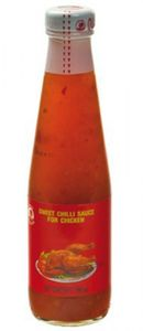 Süße Chilli Sauce für Huhn 350 g COCK Sweet Chili Sauce for Chicken