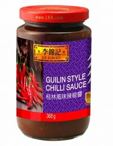 Guilin Chili Sauce 368 g  LEE KUM KEE scharfe Chilipaste